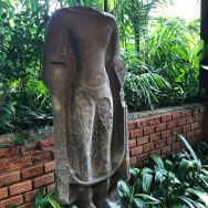 Jim Thompson House Art