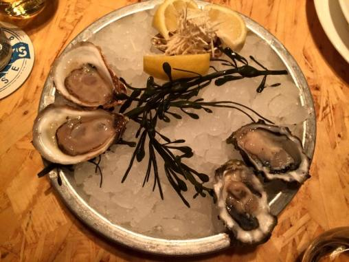 Oysters, Toronto