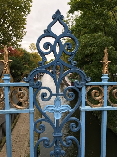 Blue Bridge, Little Venice