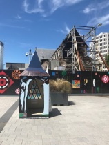 Christchurch Cathedral and paper alternative