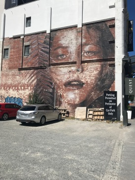 Christchurch Street Art, NZ